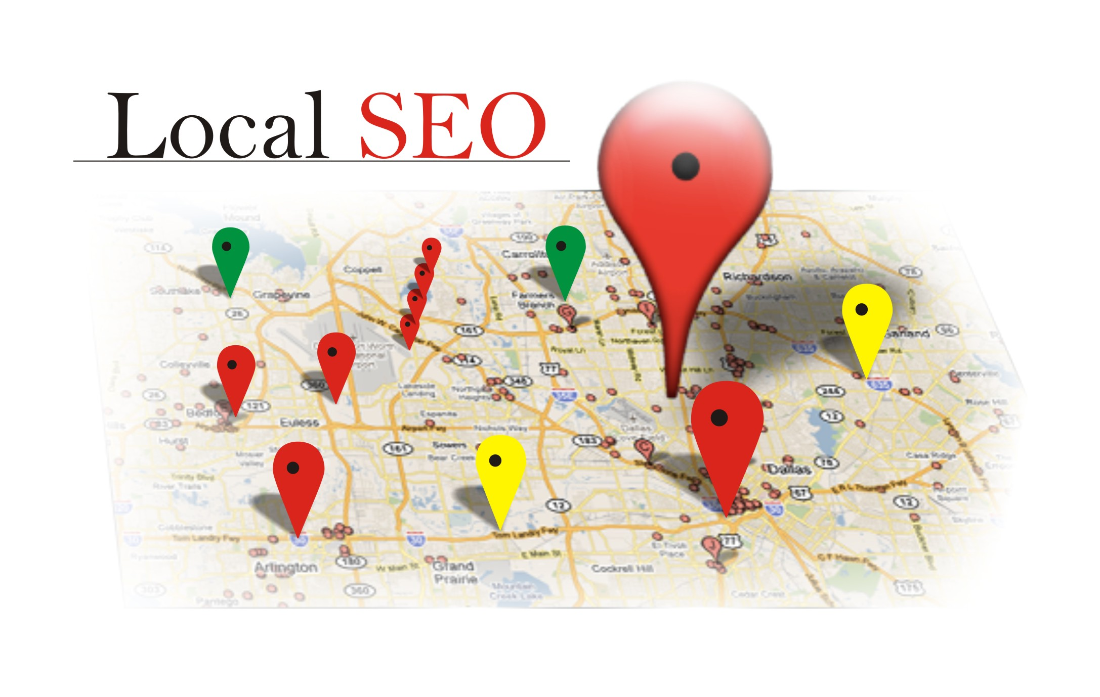 Local SEO Services Header Image