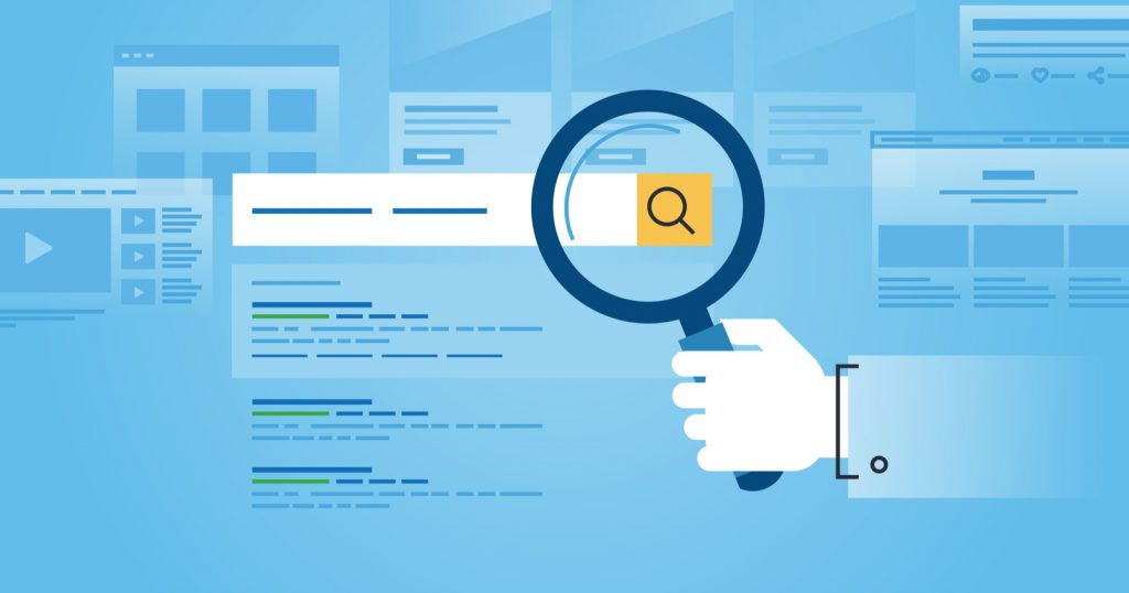 Local Search Ranking Service Header Image